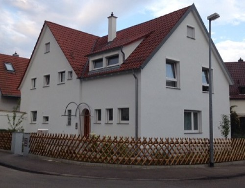 Zeppelinstraße, Korntal